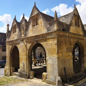 Chipping Campden's historic market hall