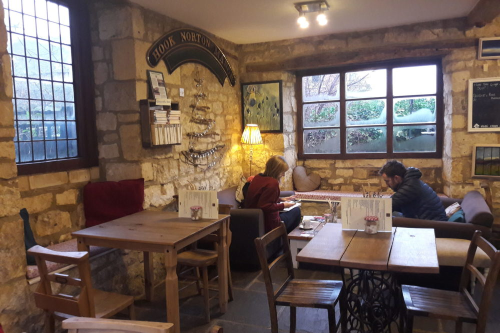 The Coffee Shop at The Old Mill, Campden