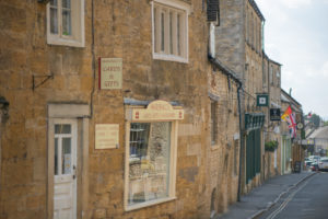 A row of shops in Stow-on-the-Wold