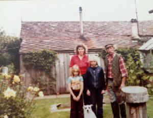 The Twinberrow family